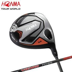 HONMA GOLFTW747 455 ドライバーVIZARD FD-6S シャフト本間ゴルフ TOUR WORLD ホンマゴルフ ツアーワールド【smtb-ms】