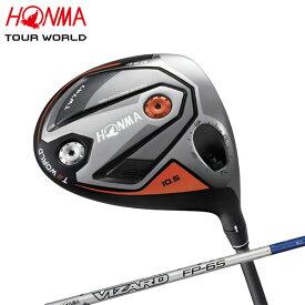 HONMA GOLFTW747 460 ドライバーVIZARD FP-6S シャフト本間ゴルフ TOUR WORLD ホンマゴルフ ツアーワールド【smtb-ms】
