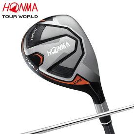 HONMA GOLFTW747 UT ユーティリティーN.S.PRO 950GH シャフト(フレックス:S)本間ゴルフ TOUR WORLD ホンマゴルフ ツアーワールド【smtb-ms】