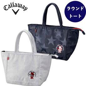 Callaway -キャロウェイ- ベア ラウンドトート SS 20 JM Callaway Bear Round Tote SS 20 JM