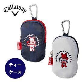 Callaway -キャロウェイ-ベア ティーケース SS 20 JMCallaway Bear Tee Case SS 20 JM