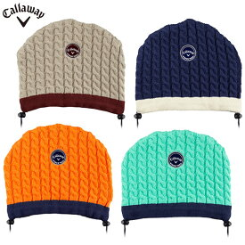 Callaway -キャロウェイ-ニット アイアンカバー 19 JMCallaway Knit Iron Head Cover 19 JM