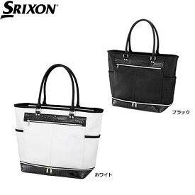 ダンロップ -DUNLOP-SRIXON(スリクソン)トートバッグ(2段式)【GGB-S151】