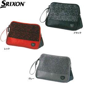 ダンロップ -DUNLOP-SRIXON(スリクソン)エクスパンドポーチ【GGF-B3515】