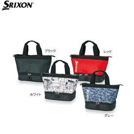 ダンロップ -DUNLOP- SRIXON(スリクソン) ラウンドトートバッグ (2段式)【GGF-B5013】