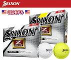 SRIXON-スリクソン-Z-STARXVゴルフボールUS仕様2015年モデル1ダース(12個入り)