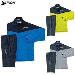 ダンロップ -DUNLOP-SRIXON(スリクソン)MOVE MASTER2 【SMR1000】 レインウェア(メンズ)