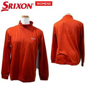 ダンロップ -スリクソン- レディース ハイネックシャツ 【SLP3060】