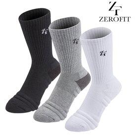 イオンスポーツ -ZEROFIT- ZEROFIT SOCKS ゼロフィットソックス ミドルカット 【ゼロフィット】