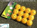 【GOLF】アプローチ練習に最適!あまり飛ばないゴルフ練習球ボール(12個入り)スコアメイクが激変します【DEAL】