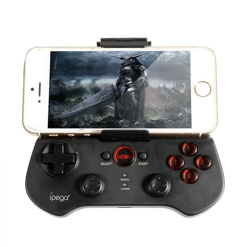 IPEGA 9017s ブルートゥースゲームコントローラー bluetooth ゲームパッド スマホ/タブレット Android端末対応 Bluetooth gamepad PG 9017s 日本語説明書付き 現時点でアップルシステムはロックされてiOSが対応できません