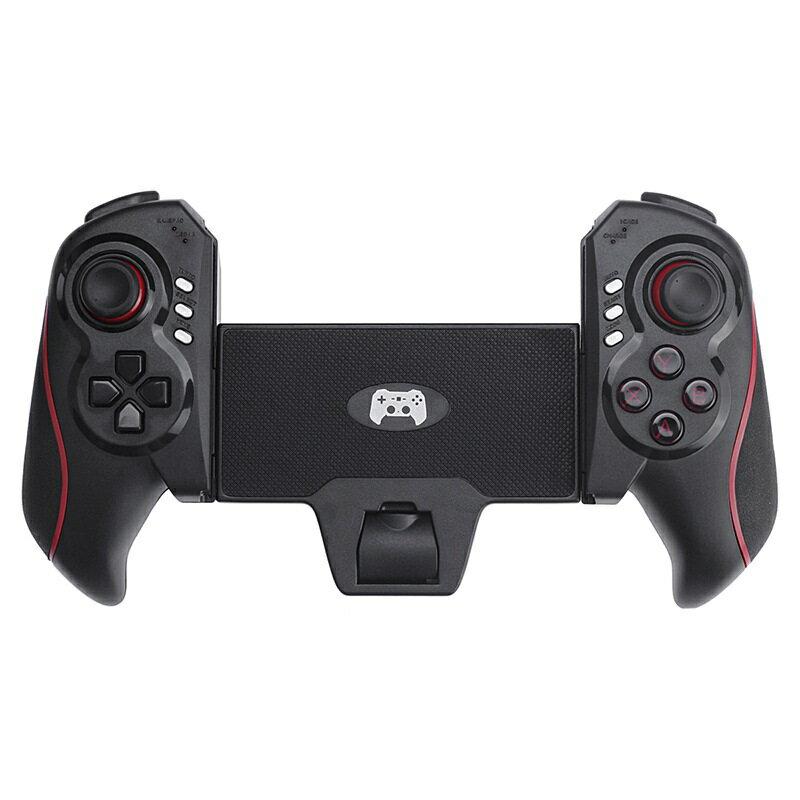 大人気ゲームパッド ZTW-002 ワイヤレス ブルートゥースゲームコントローラ Bluetooth ゲームパッド iPhone iPad Android スマホ用 タブレット用 日本語説明書付き