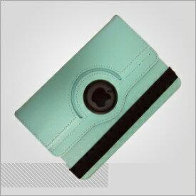 【在庫処分価格!】iPad mini 1 用PUレザーケース アップル アイパッド ミニ ケース360度回転式 スタンド機能付 PU Leather case for iPad mini 1