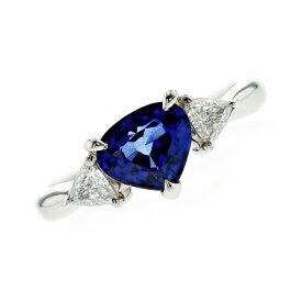 【ご注文後5%OFF】サファイア リング 1.237ct - Pt プラチナ Pt900 1ct 1カラット 指輪 天然 サファイア サファイヤ ダイヤモンド ダイヤ ダイヤモンドリング リング ring diamond ロイヤルブルー