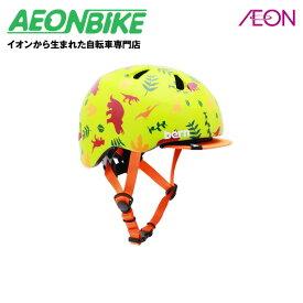 バーン (bern) TIGRE 子供用 ヘルメット ティグレ Satin Green Dino XXSサイズ(47-51cm) BE-BB00Z18SGD-10