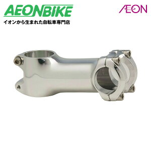 イオンバイク HBN108 ステム HBN10802 シルバー 80mm φ25.4mm 84°/96°【自転車】【店舗受取対象外】