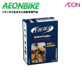 (BBB) インナーチューブ ベント 12.5x1.75-2.25 英式バルブ 761213【チューブ】【自転車】【店舗受取対象外】