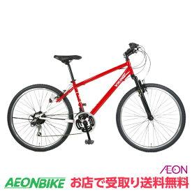 【お店受取り送料無料】 バイキング バイク (Viking Bike) 27.5ATB Fsus-AE レッド 外装18段変速 27.5型 マウンテンバイク