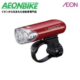 【あす楽対応】【送料無料】キャットアイ (CATEYE) 自転車用LEDライト 前照灯 アーバン URBAN HL-EL145 レッド