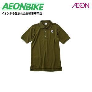 ポイント15倍!カペルミュール (KAPELMUUR) 半袖ポロシャツ ヴィンテージカーキ Sサイズ kphs154 サイクルウェア