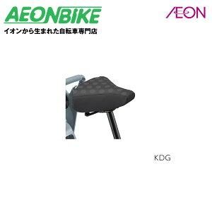 ブリヂストン (BRIDGESTONE) ビッケシリーズ用(子ども乗せ自転車) サドルカバー SDC-BIKA ドットブラック A460900KDG