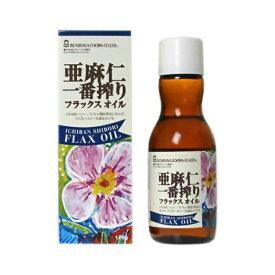 紅花食品 亜麻仁一番搾り アマニ油 170g