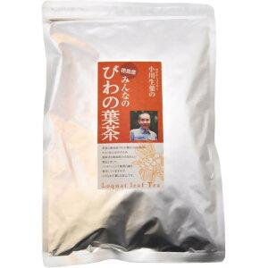 【レビュー記載で200円クーポンプレゼント中!】小川生薬 みんなのびわの葉茶 3g×28袋