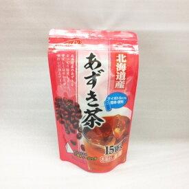 健茶館 北海道産あずき茶 75g(5g×15袋)国産/ティーバッグタイプ/ノンカフェイン