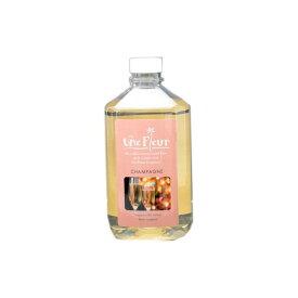 ユヌフルール フレグランスオイル シャンパン 1L