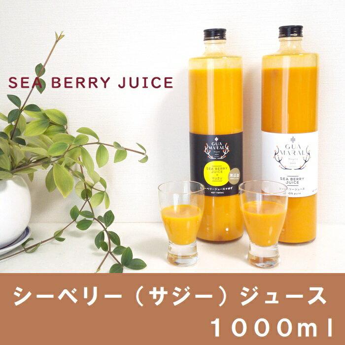 グアマラル シーベリージュース(サジー) 720ml
