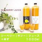 シーベリージュースジュース(サジー)+ゆず