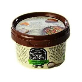 ROYAL GREEN 香りのしないオーガニックココナッツオイル250ml 有機ココナツオイル 食用