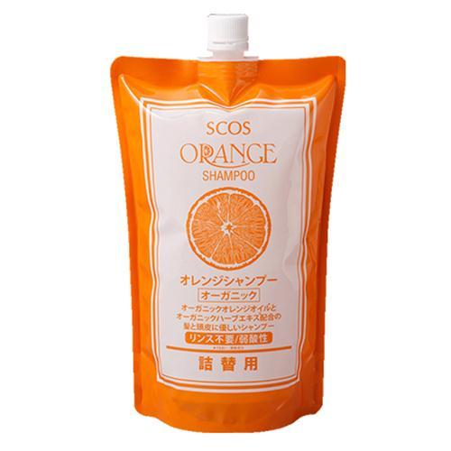 エスコス オレンジシャンプー 詰替 700ml