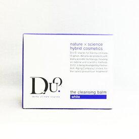 DUO デュオ ザ クレンジングバーム ホワイト 90g