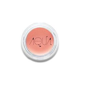 AQUA・AQUA(アクア・アクア) オーガニッククリームチーク 01ヘルシーアプリコット 3g