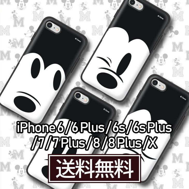 Mono Mickey Door Card iPhone x ケース DISNEY カード収納ケース ディズニー 公式 キャラクター ミッキー ミッキーマウス 可愛い iPhoneケース 【iPhone iPhoneX iPhone8 iPhone7 iPhone6 アイフォン6 アイフォン6s アイフォン7 アイフォン8 アイフォンX ケース】