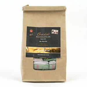 ショコラマダガスカル ミニタブレット 【ヴィーガンカシューミルク65%】5G 20枚セット