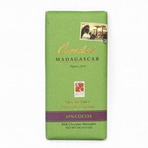 ショコラマダガスカル ヴィーガンカシューミルクチョコレート65%