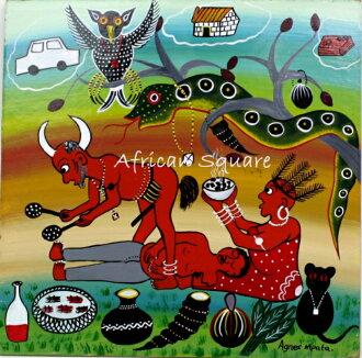틴가틴가 Agnes Mpata(아그네스) TT10026