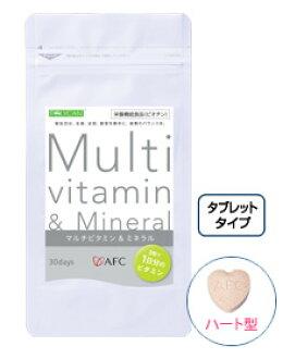 Multi vitamin & mineral AFC (Elevator)
