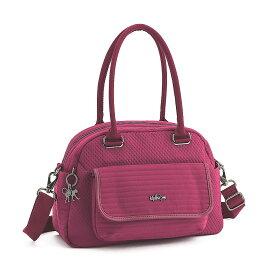キプリング正規品 ボストンバッグ SABIN(Craft Berry) K1434633O