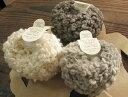 【ハマナカ Hamanaka】フェルト羊毛 フェルティングヤーン・ループ 全4色 単品売り