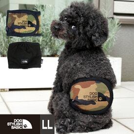 マナーベルト マナーバンド マナーウェア マーキング防止 オシッコ対策 トイレ用品 おむつ 犬 イヌ ドッグ dog 小型犬 犬用 ペット用 散歩 お出かけ 簡単装着 AFRESHFEELINGDOG STYLISH BASICカモフラマナーベルト LLサイズ