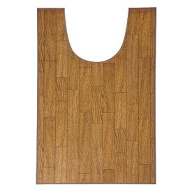 木目調トイレマット ロング(60×100cm)