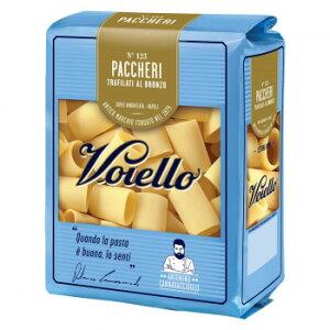 ヴォイエッロ パッケリ リッシ 500g 8袋セット 2807 イタリア製 パスタ 乾麺 業務用 まとめ買い