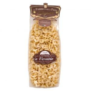ラ・ファッブリカ・デッラ・パスタ ヴェズーヴィオ 16袋セット 6447 イタリア製 パスタ 乾麺 業務用 まとめ買い