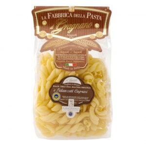 ラ・ファッブリカ・デッラ・パスタ フィダンツァーティ・カプレージ 16袋セット 6531 イタリア製 パスタ 乾麺 業務用 まとめ買い