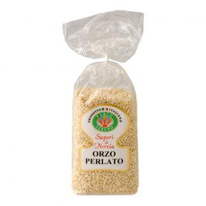 サポーリ・ディ・ノルチャ オルツォ・ペルラート 大麦 500g 20袋セット 7408 イタリア製 セット 業務用
