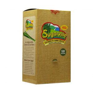 トスキ シュガヴィッレ きび砂糖 750g 6箱セット 6385 イタリア製 セット 業務用 蜂蜜