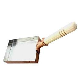 【予約品】中村銅器製作所 銅製 卵焼き鍋 長形13×18cm 卵焼きフライパン